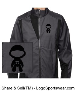 Men's Heat Reflective Jacket Design Zoom